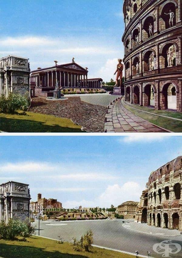 Храмът на Венера и Рома
