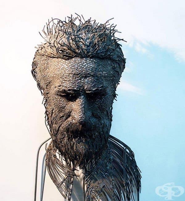 Константин Бранкузи, скулптор
