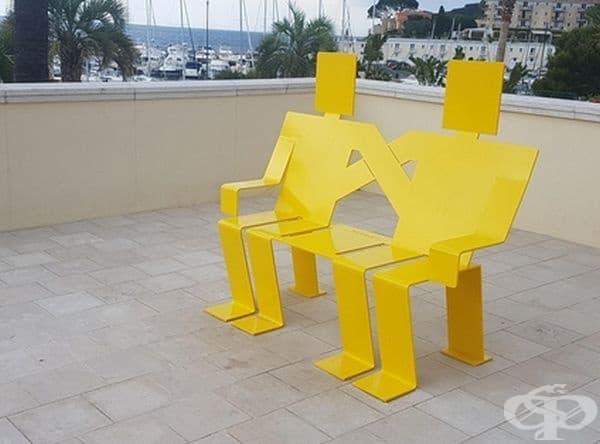 15 от най-щурите скамейки по света – част 2