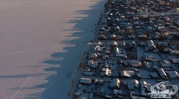 Село с градски амбиции.