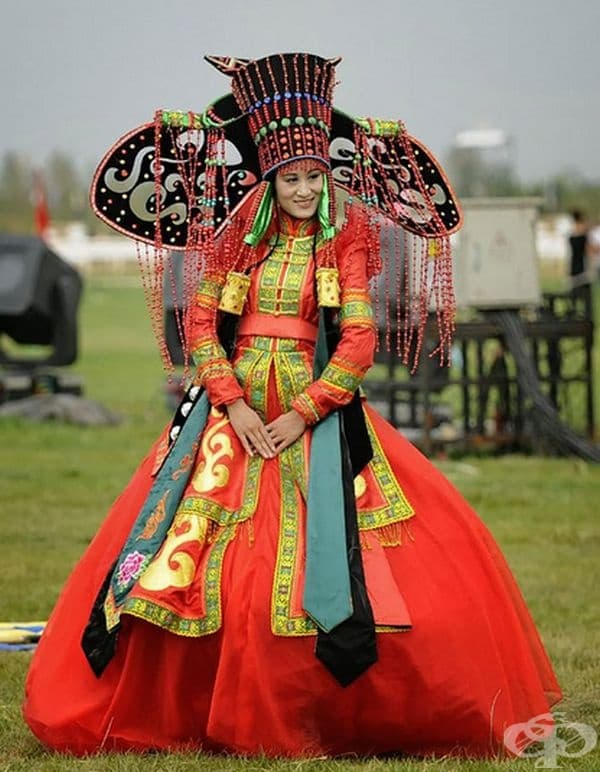 Монголска булка