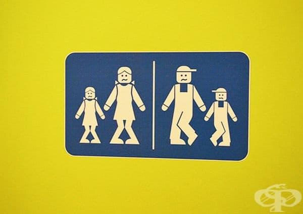 Лего също се включва в знаците.