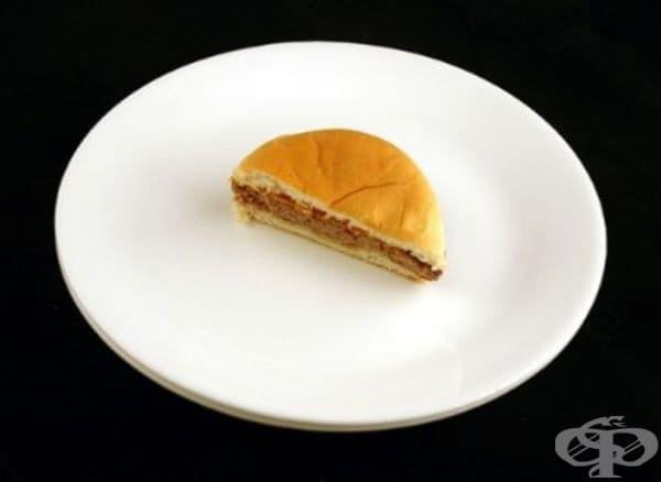 Чийзбургер (75 гр)