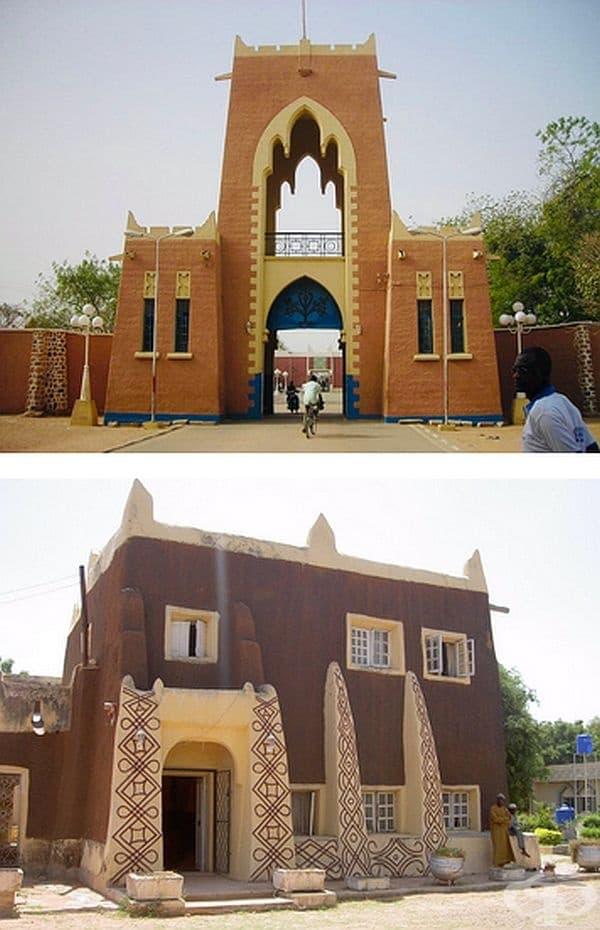 Нигерийска архитектура
