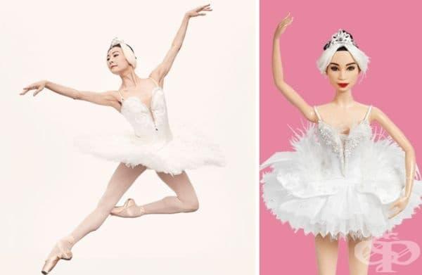 Юан Юан Тан, Прима Балерина.
