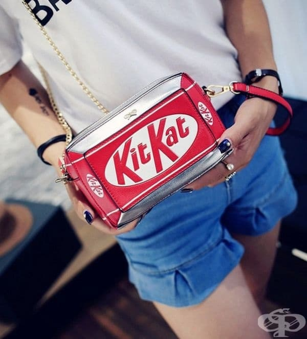 С подобна чанта не е нужно да споменавате какви десерти обичате.