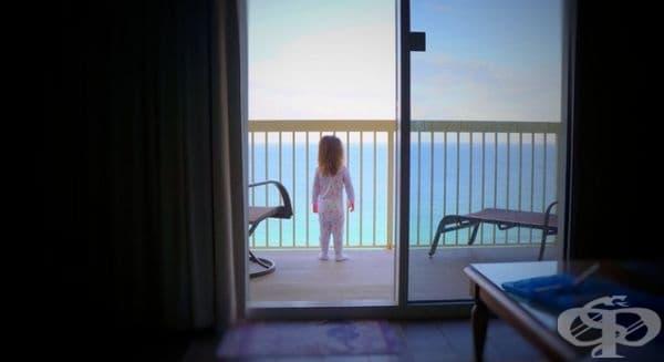 """""""Мига, в който дъщеря ми вижда океана за първи път""""."""