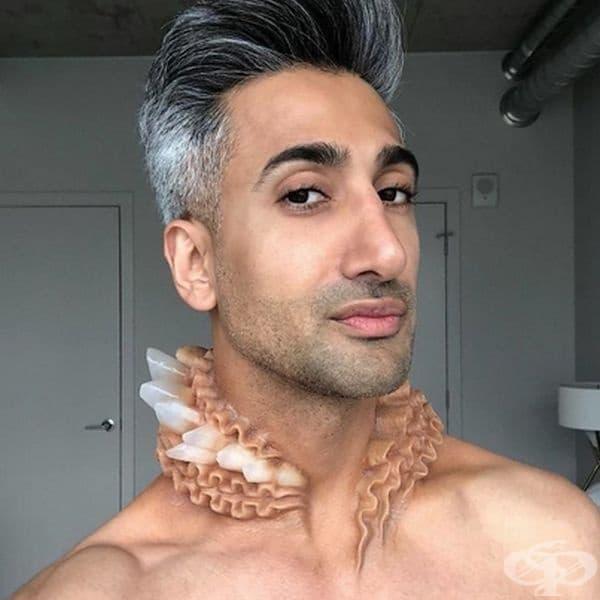"""Всички тези странни модификации на тялото всъщност са част от предстоящото интерактивно мероприятие """" A. Human """", замислено от Саймън Хак."""