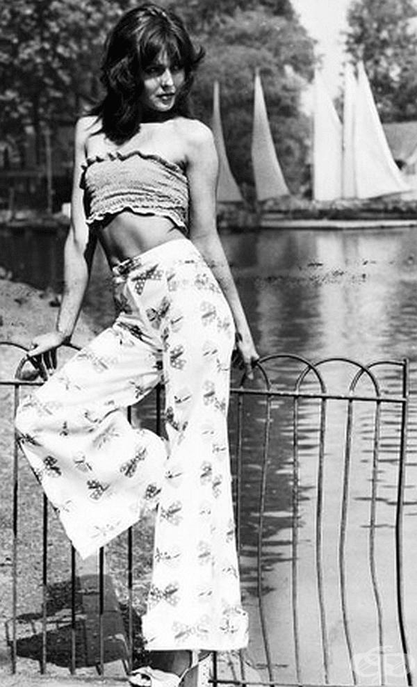 Този модел панталони отново трябва да се върне на мода.