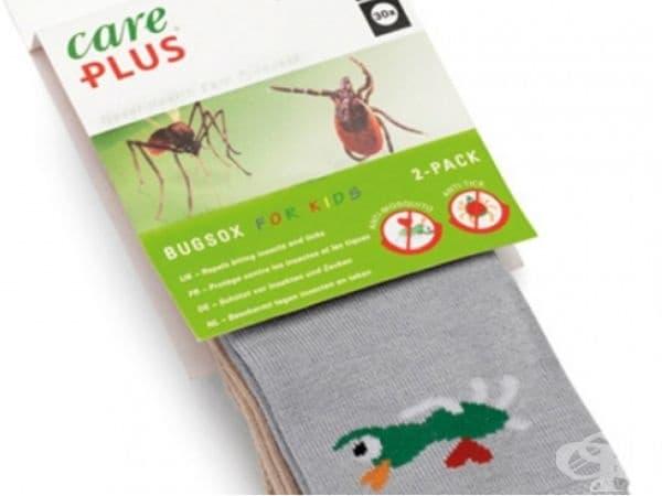 Чорапи, които успешно се борят с насекомите, особено с комари и кърлежи. Изработени са от кулмакс, бамбукова вискоза и предпазват от изпотяване.