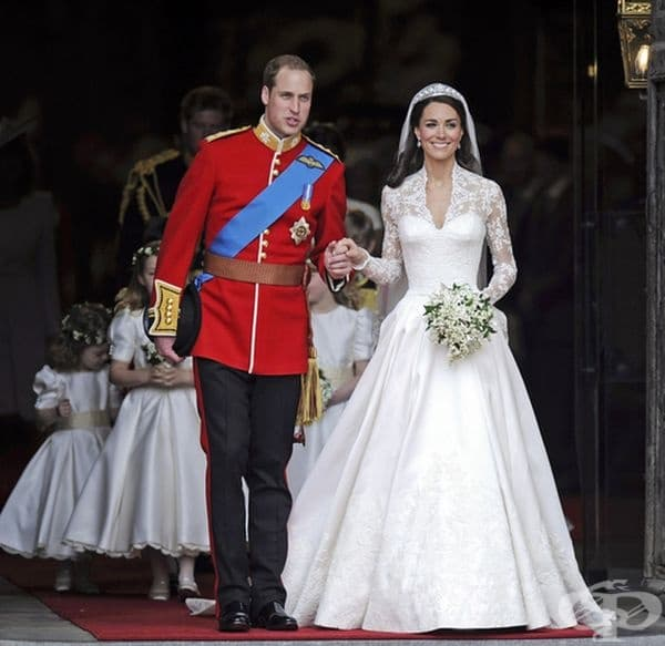 Херцогинята на Кеймбридж Катрин Мидълтън, 2011 г.