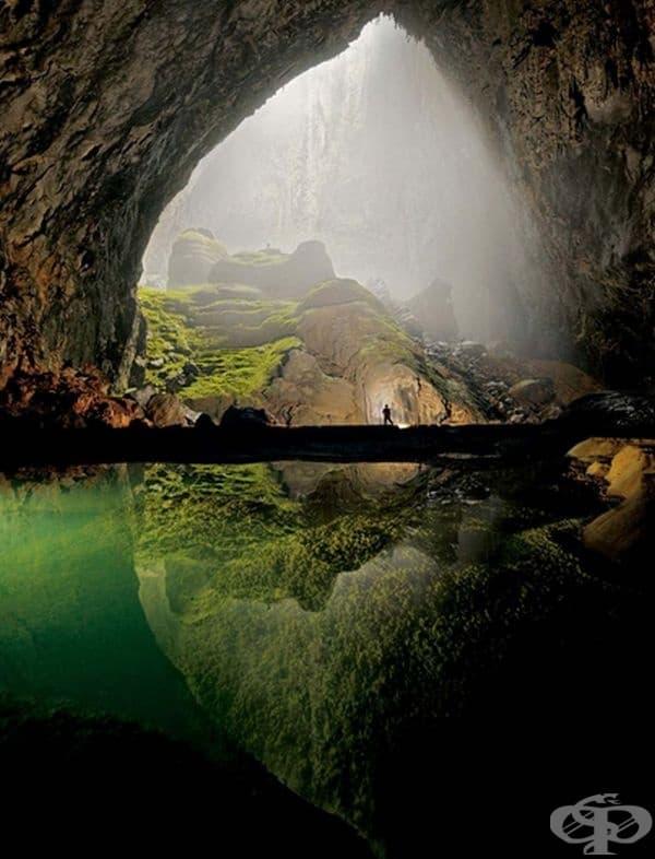 Пещерата Шондонг, Виетнам.