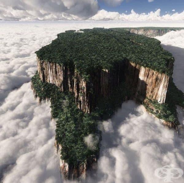 Планина Рорайма, Венецуела