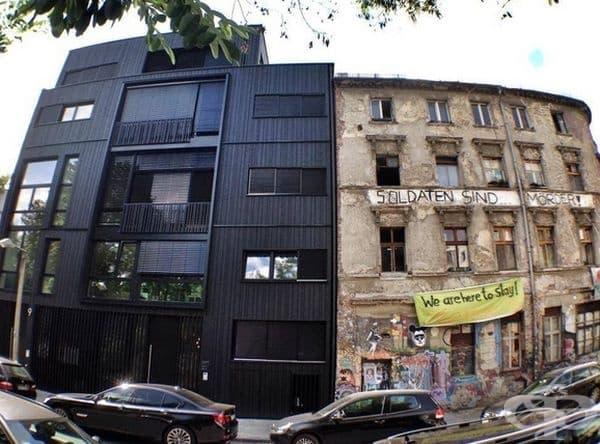 Берлин и промяната в годините.