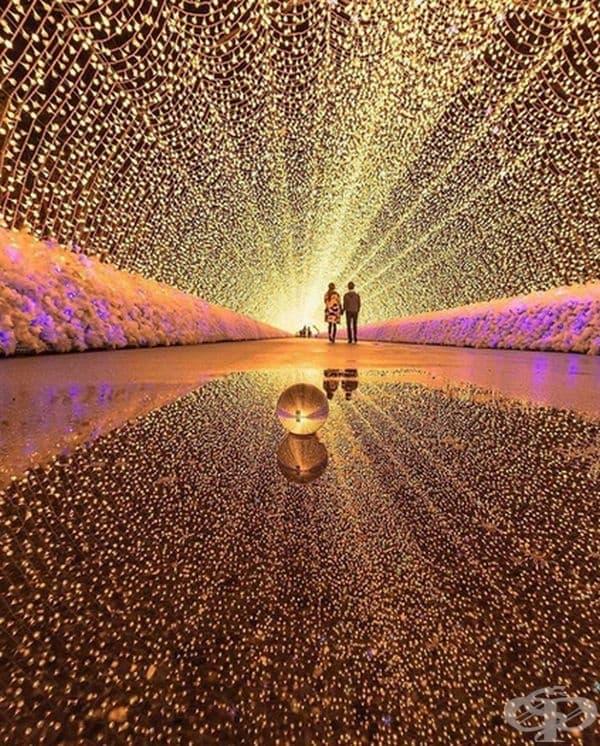 Тунел в Япония.