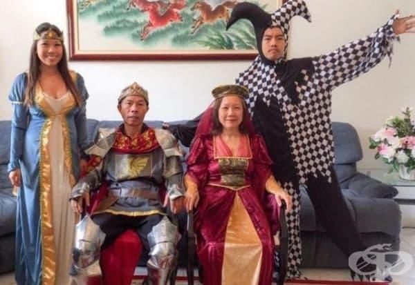 Всяко семейство е малко царство.