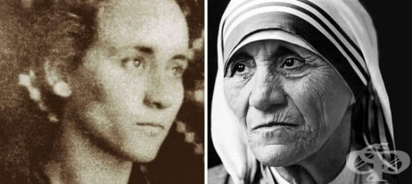 Тази 18-годишна албанска гражданка става известна по цял свят като майка Тереза.