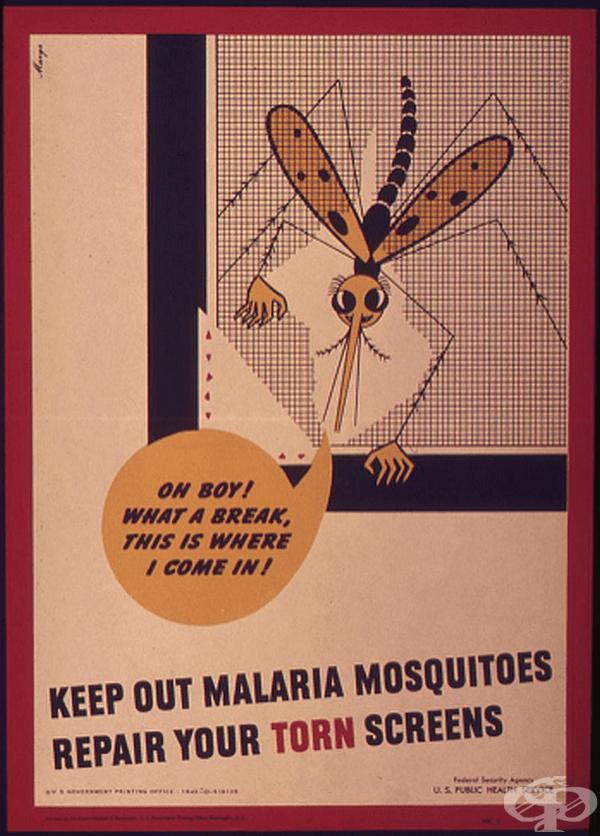 В началото на 20 век пациентите със сифилис са заразявани с малария, за да предизвика висока температура, която да унищожи сифилисните бактерии.Около 15% от лекуваните с малариотерапия са починали от малария.Много обаче са показали голямо подобрение.