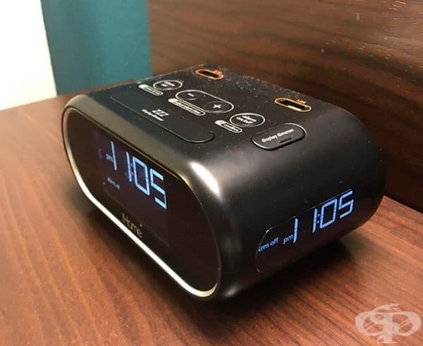 С подобен часовник може да виждате часа от всяко място на стаята.