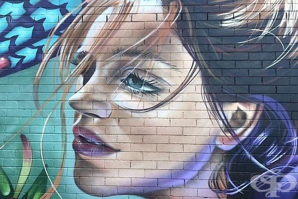 20 снимки на улично изкуство, което взаимодейства със заобикалящата го среда