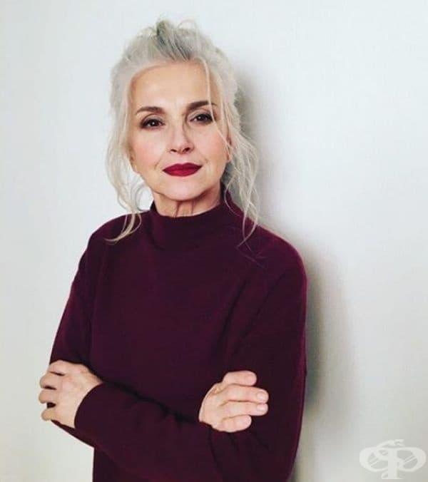 Татяна Нехладова, 61 години.