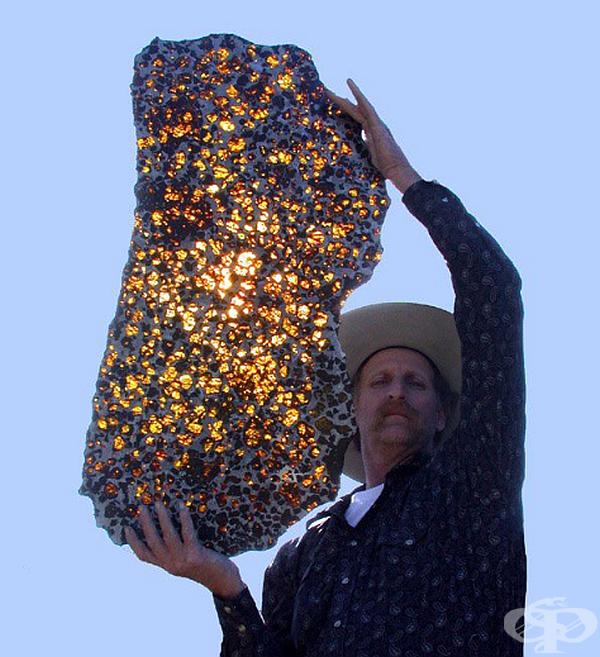 Метеоритът Фукан е на 4,5 милиарда години.