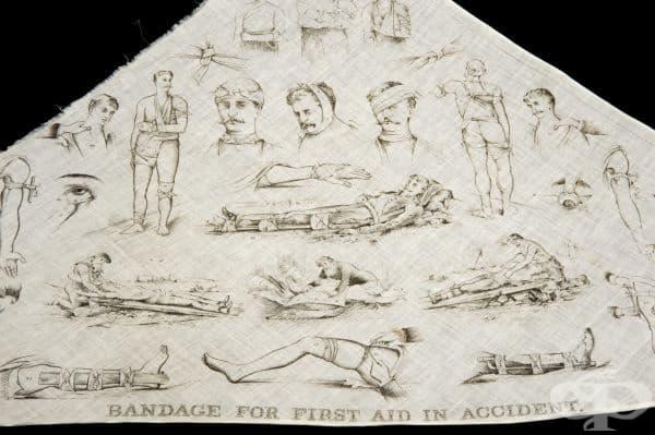 Компресивна превръзка на Есмарх от 1870 година
