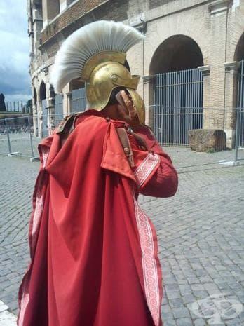 Ало, да, Цезаре, чуваме ли се?