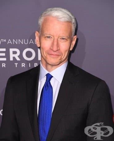 Новинарят Андерсън Купър е роден през юни 1967 г.