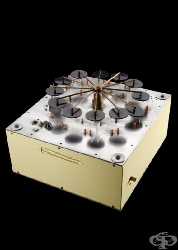 Апарат на Дейвидсън за оцветяване на лабораторни проби