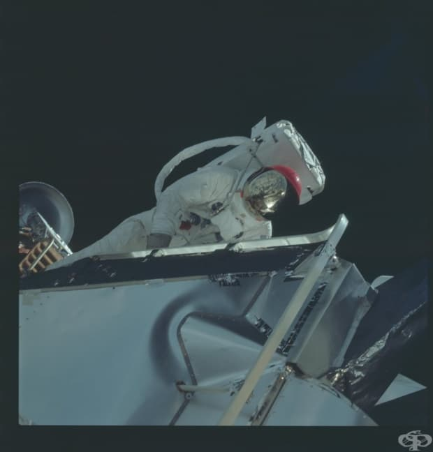 Невероятни снимки с висока резолюция от мисиите Аполо до Луната