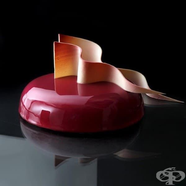 Архитект започва да пече десерти и те се превръщат в произведения на изкуството