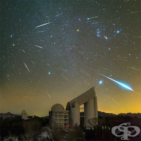 Най-добрите астрономически снимки на 2016!