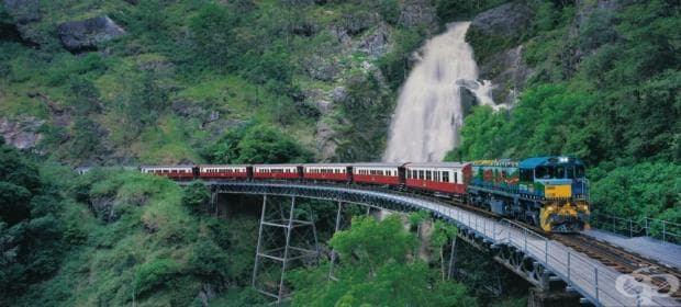 Живописен железопътен път
