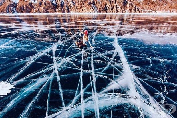"""""""Байкал е най-големият източник на прясна вода на Земята, а дълбочината му е 1642 метра."""""""
