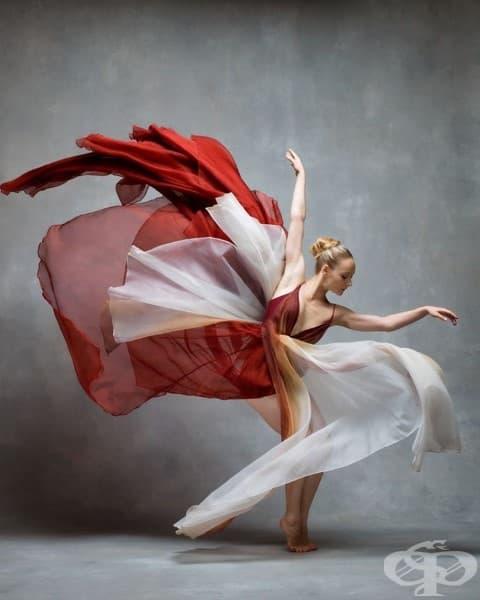 Красотата и изяществото на балета в 15 невероятни снимки