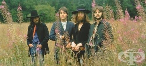 Последната фотосесия на Бийтълс (22 август, 1969)