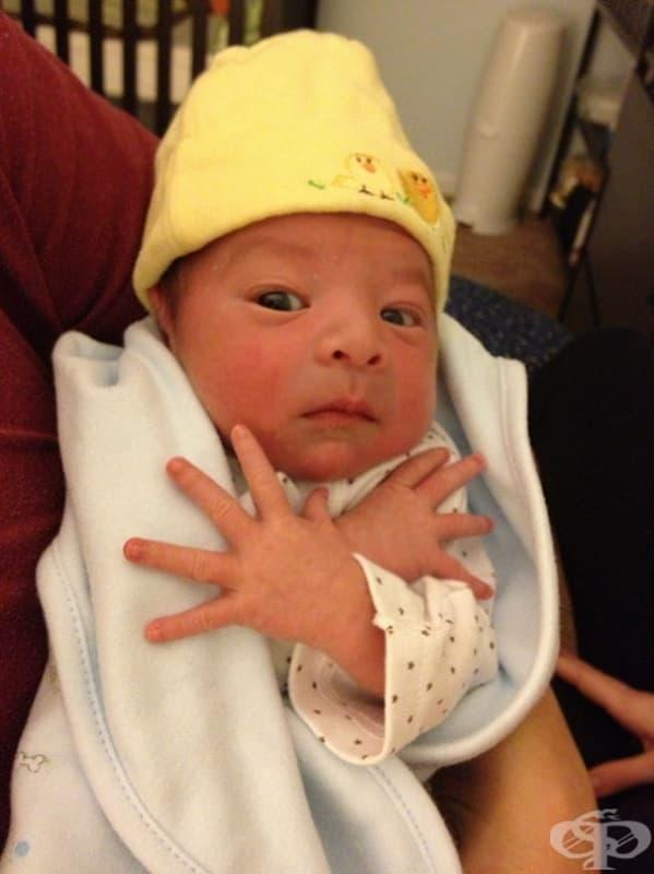 Племенникът ми буквално бе роден гангстер
