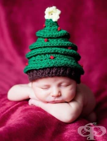 20 очарователни бебета, които празнуват първата си Коледа