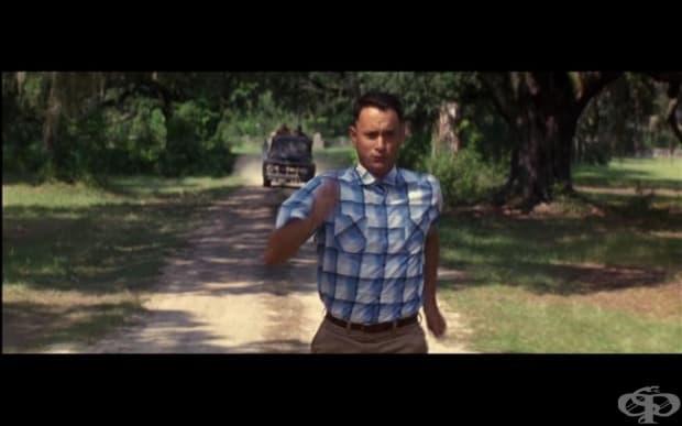 """Най-използваната реплика във всички филми е """"Да се махаме от тук."""""""