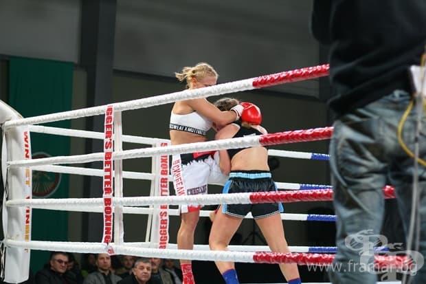 """Снимки от световната галавечер по кикбокс за жени """"Girl Power"""" - България"""