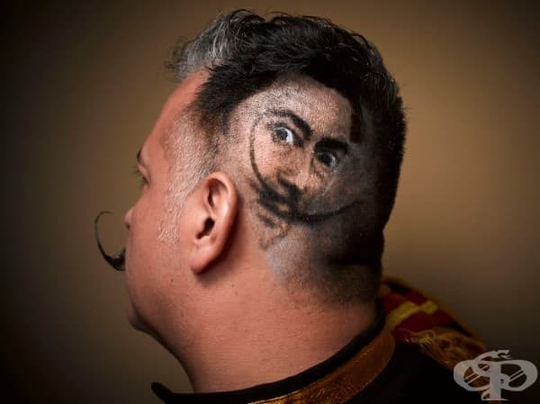 Най-добрите творения на конкурса за ексцентрични бради и мустаци