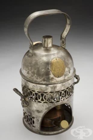 Чайник за лечение на бронхит от 1840г.