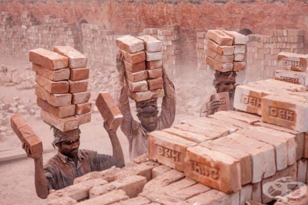 Черноработници в Централна Азия