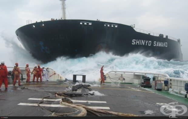 Моряци, плаващи на дълги разстояния