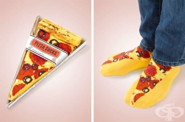 Чорапи за любителите на храната.