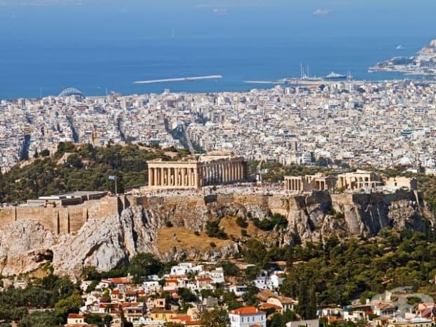 Акропола, Гърция