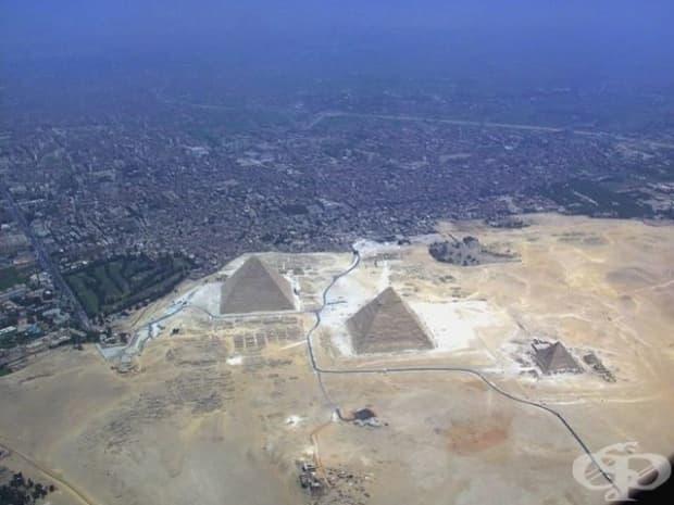 Египетските пирамиди