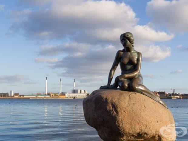 Малката русалка, Копенхаген