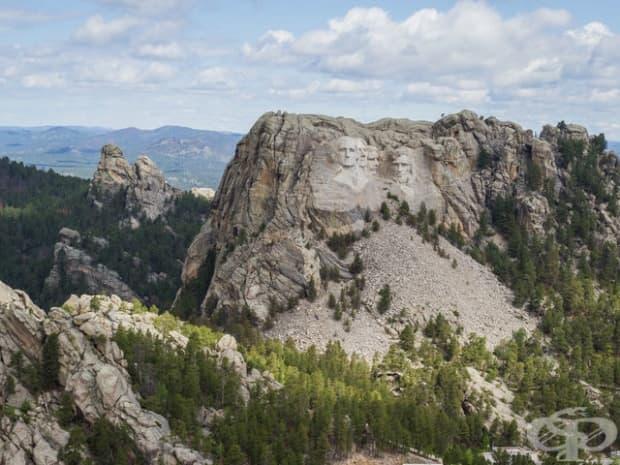 Планината Ръшмор, САЩ